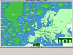 Countries of Europe. Puzzle