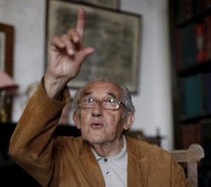 """""""No tengo tiempo para estar enfermo"""". Entrevista a Gustavo Bueno (Elmundo.es)"""